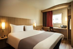Hotel ibis Lille Tourcoing Centre : Chambre Double Standard