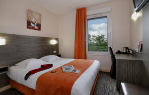 Hotel The Originals Saint-Etienne Sud L'Acropole (ex Inter-Hotel) : Chambre Double Confort