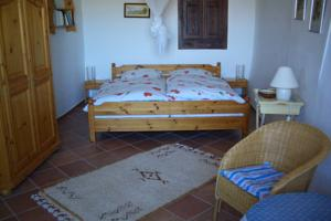 Chambres d'hotes/B&B Chambres d'hotes Lou Pelou : Chambre Double
