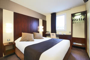 Hotel Kyriad Perpignan Nord : Chambre Double