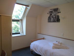 Hotel Abbaye de Belval : Chambre Simple