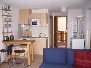 Appartement Yeti Immobilier 2 : photos des chambres