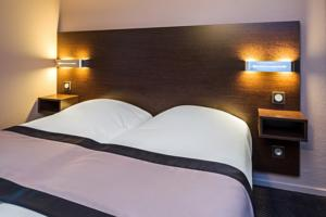 The Originals Valence Nord (Ex Inter-Hotel) : Chambre Lits Jumeaux