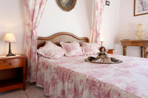 Hebergement L'Ariade : Chambre Double