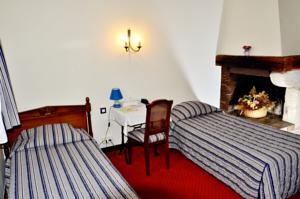 Hotel du Sauvage : Chambre Double Standard