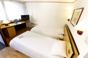 Hotel Campanile Epernay - Dizy 51530 : photos des chambres