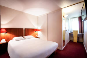 Hotel Kyriad Macon Nord - Sance - Parc des Expositions : Chambre Double