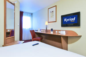 Hotel Kyriad Geneve St-Genis-Pouilly : photos des chambres