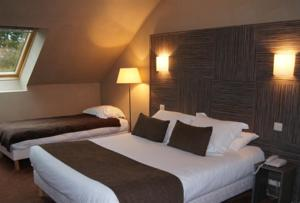 Hotel The Originals Auray Sud Alicia (ex Inter-Hotel) : Chambre Familiale (4 Adultes)