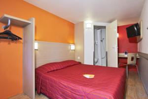 Hotel Premiere Classe Lille Nord - Tourcoing : Chambre Double