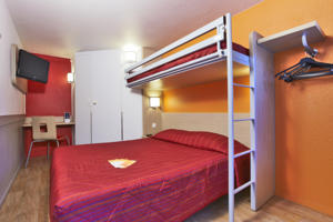 Hotel Premiere Classe Lille Nord - Tourcoing : photos des chambres