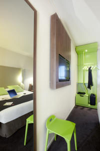 Hotel Campanile Roissy : Chambre Double Supérieure