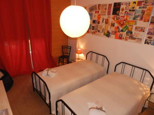 Chambres d'hotes/B&B Cocoloba Chambres d'Hotes : Chambre Lits Jumeaux