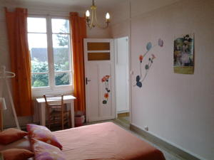Chambres d'hotes/B&B Forest Farm : Chambre Double