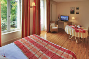 Hebergement Hotel Les Sources : Studio Triple Confort - Parc Thermal