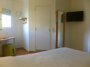 Hotel ibis budget Dunkerque Grande Synthe : Chambre Double