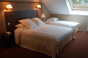 Hotel The Originals Auray Sud Alicia (ex Inter-Hotel) : photos des chambres