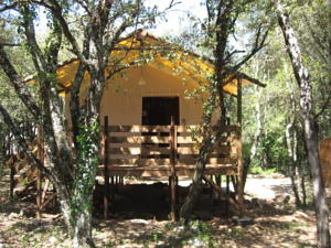 Hebergement Camping Mille Etoiles : Tente (4 Adultes)