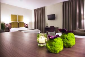 Kyriad Chambery Centre - Hotel et Residence : photos des chambres
