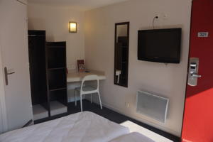 Brit Hotel Lyon Nord Dardilly : Chambre Double