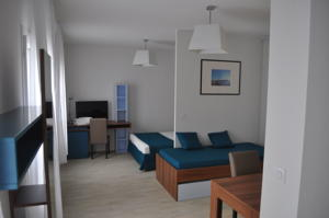 Hebergement Odalys City Marseille Canebiere : Appartement 1 Chambre (4 Adultes)