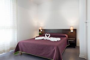 Hebergement Residhotel Les Hauts d'Andilly : Appartement (4 Adultes)