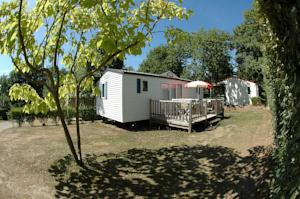 Hebergement Camping Le Paradis : Mobile Home Confort (6 Adultes)