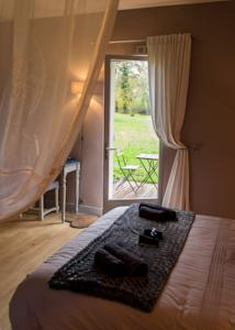 Chambres d'hotes/B&B Le Brame - Chambres d'Hotes : Chambre Double