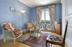 Hotellerie Beau Rivage : photos des chambres