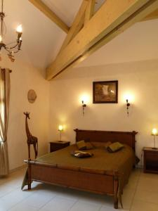 Chambres d'hotes/B&B Chambres d'hotes Les Fuyes : Chambre Double
