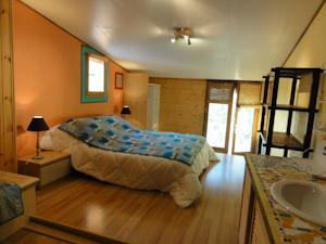 Hebergement Les Tinons : Cottage 3 Chambres
