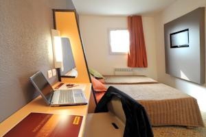 Hotel et Residence Esbly / Marne-La-Vallee. : photos des chambres