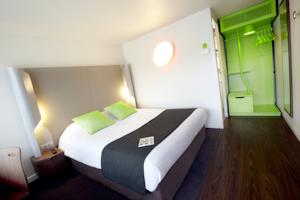 Hotel Campanile Lille Nord Wasquehal : Chambre Double