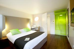 Hotel Campanile Lille Nord Wasquehal : photos des chambres