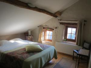 Chambres d'hotes/B&B Les Grandes Fontaines : Chambre Double