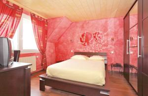 Hotel Restaurant Champ Alsace : Chambre Double Confort