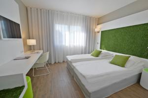 Quality Hotel du Golf Montpellier Juvignac : Chambre Double Standard