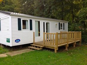 Hebergement Camping La Kilienne : Mobile Home 3 Chambres