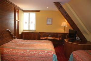 Hotel Residence des Chateaux : Chambre Double Confort