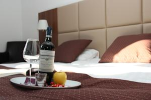 Logis Hotel Cara Sol : Chambre Double Standard