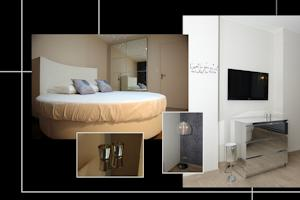 Appartement Place O Reves : photos des chambres