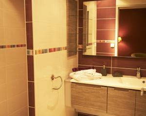 Chambres d'hotes/B&B Bethune City Relax Spa & Sauna : Chambre Lits Jumeaux