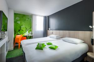 Hotel ibis Styles Reims Centre : Chambre Standard avec 2 Lits Simples