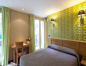 Hotel de Saint-Germain : Chambre Double