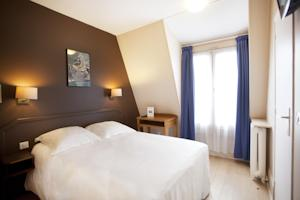 Nadaud Hotel : Chambre Double