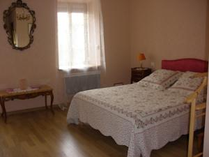 Chambres d'hotes/B&B Logis Saint Martin : Chambre Double