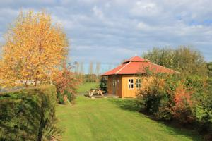 Hebergement Camping Le Marqueval : Cabane