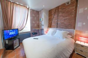 Europe Hotel : Chambre Simple Confortable