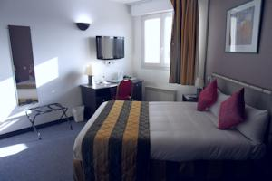 Comfort Hotel Apollonia St Fargeau/ Fontainebleau Nord : photos des chambres