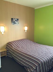 Fasthotel Dijon Nord : Chambre Double